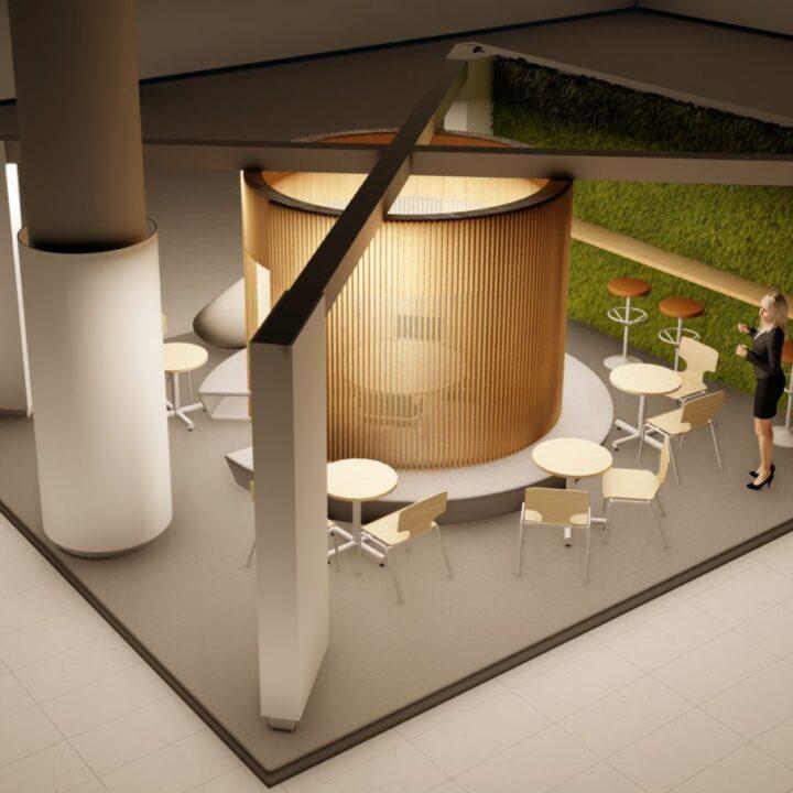 3D Designer Stand MIPIM Cannes